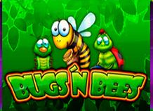Вулкан игровой автомат Bugs & Bees
