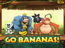 Играйте на деньги в Go Bananas! только на сайте Вулкан Делюкс