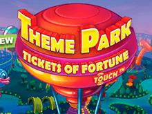 Слот Theme Park – Tickets of Fortune – парк удачи на сайте Вулкан 24