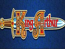 Автомат King Arthur с легендарно щедрыми призами в казино Вулкан 24