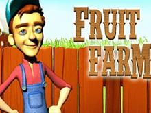 В автомат Fruit Farm играть на реальные деньги в клубе Вулкан