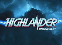 Новый игровой автомат Highlander (Горец) от Microgaming
